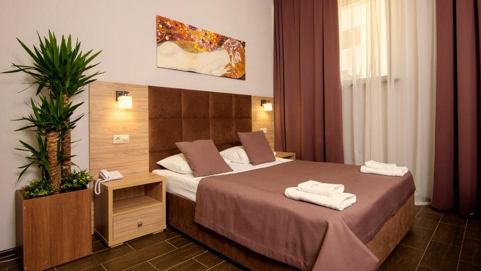 лучшие отели Краснодара