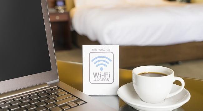 wi-fi в отеле